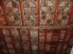Rakacaszend - A református templom famennyezete