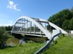 Híd a Hernád felett Gibárton