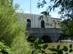 A gibárti vízerőmű épülete