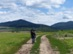 Boldogkő vára felé gyalogolunk Hernádcéce után