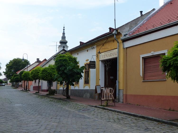 Dunaföldvár - Szállásom a Rozmaringos Udvarházban volt