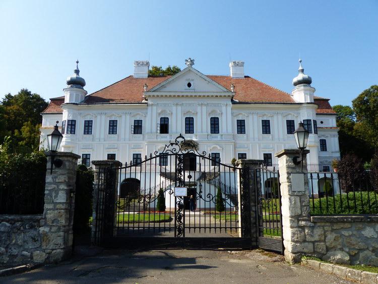 Szirák - A Teleki-Degenfeld kastély