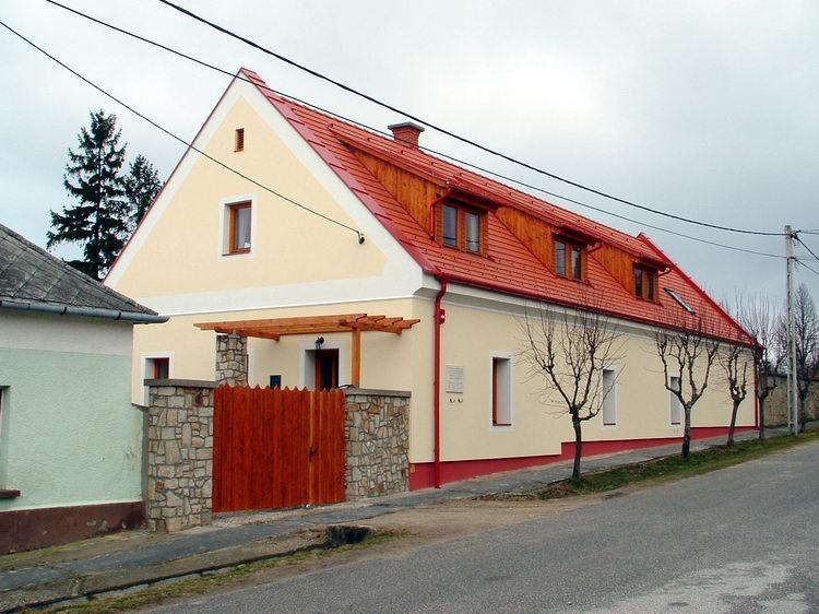 The Laky Demeter tourist house in Rezi