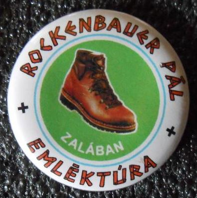 A Rockenbauer Pál Dél-dunántúli Kéktúra Zala megyei szakaszjelvénye - A kép megnyitásához kattints ide!